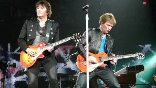 Bon Jovi Thorn in My Side Live at AT&T Center in San Antonio March 17, 2011 03/17/2011 HD