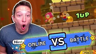 The CRAZIEST Multiplayer Level I've Ever Played!! | ONLINE VS BATTLE [#6]
