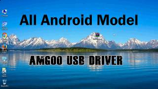 How to Install Amgoo USB Driver for Windows   ADB and FastBoot