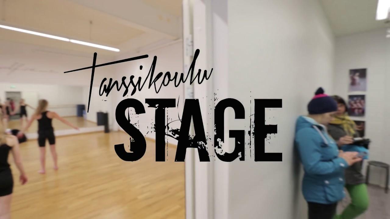 Tanssikoulu Stage