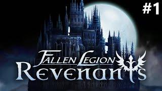 FALLEN LEGION REVENANTS Walkthrough gameplay part 1 - PROLOGUE - No commentary (FULL GAME)