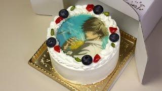 誕生日おめでとうのメッセージを添えて!(The Prince of Tennis テニスの王子様 他)