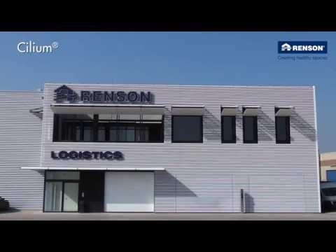 Renson - Cilium - promotional video