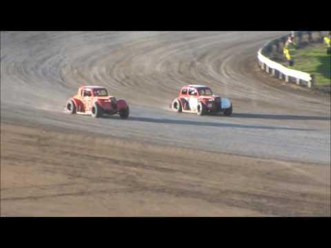 Dacotah Speedway INEX Legends Heats (5/5/17)