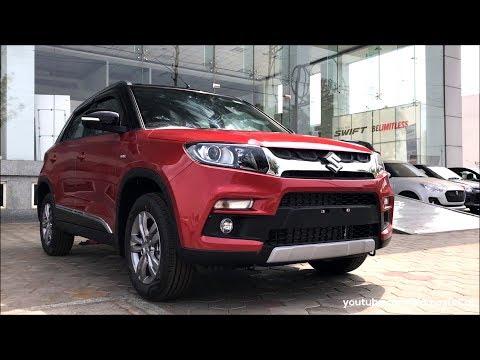 Maruti Suzuki Vitara Brezza ZDi+ DDiS 2018 | Real-life review