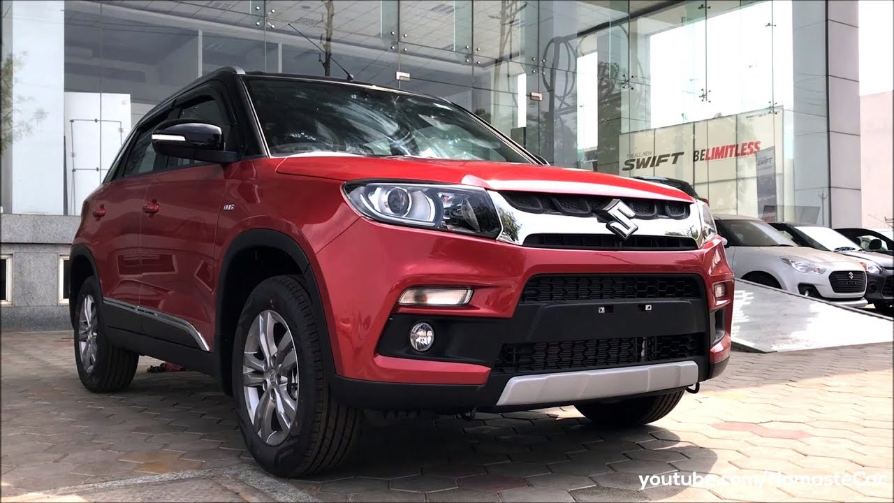 Maruti Suzuki Vitara Brezza Zdi Ddis 2018 Real Life Review Youtube