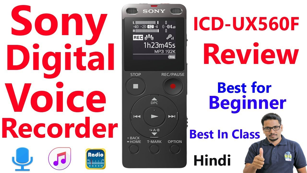 sony ic recorder icd-px720 driver windows