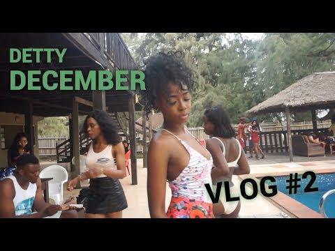 VLOG 2: Detty December|Lagos, Nigeria| SOCIAL LIFE