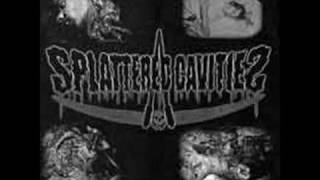 Splattered Cavities - Disembowel the Virgins Vagin
