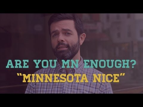 Are You MN Enough?   Minnesota Nice   TPT Rewire