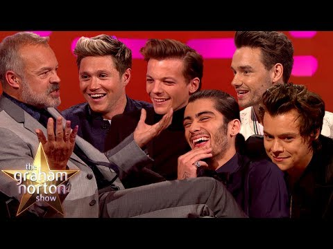 ONE DIRECTION: WHAT MAKES GRAHAM BEAUTIFUL | Best Of 1D On The Graham Norton Show