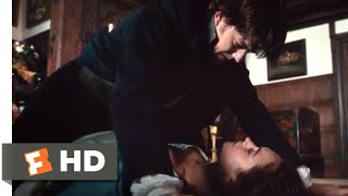 Pride and Prejudice and Zombies (2016) - Elizabeth Fights Darcy Scene (4/10) | Movieclips