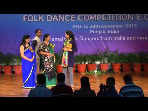 18th Global Female Folk Dance Competition & Carnival- Closing ceremony