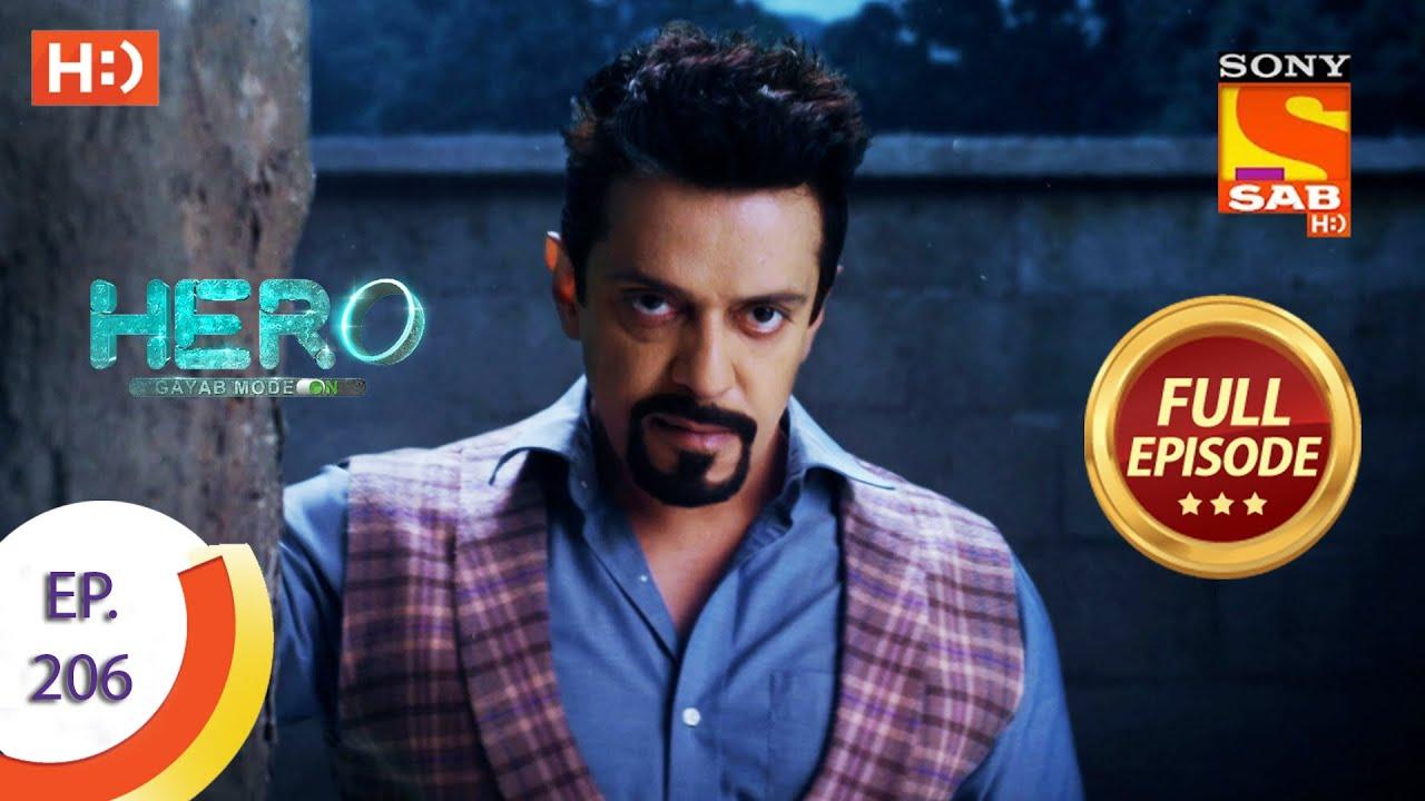 Download Hero - Gayab Mode On -हीरो - गायब मोड ऑन - Ep 206 - Full Episode - 23rd September  2021