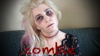 comment se coiffer comme un zombie