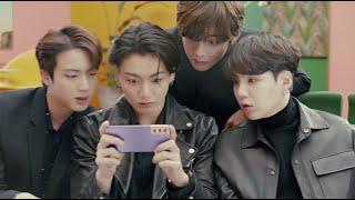 Galaxy S21 | S21+ 5G: 8K Video Snap (BTS ver.) | Samsung