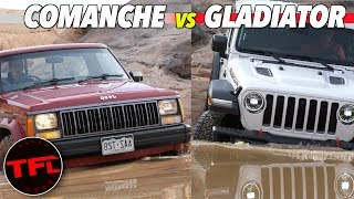 Is a Cheap Jeep Comanche Better Than A Brand NEW $55,000 Gladiator?