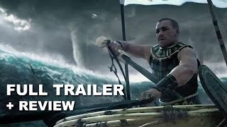 Exodus Gods and Kings Official Trailer 2 + Trailer Review : Beyond The Trailer