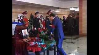 В Казани простились с начальником УФСБ Татарстана Александром Антоновым