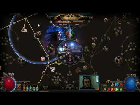POE 3.0 League Starter - Summon Raging Spirts (SRS) - The Baron
