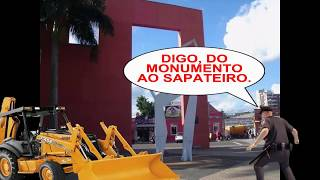 Humor político (A dança do Marun 1) - Chimarrão News 825