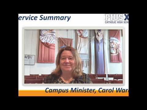 Pius XI Catholic High School 2020 Graduation Video