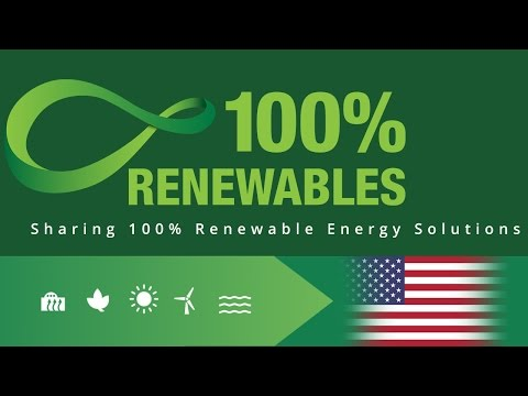 Sharing 100% Renewable Energy Solutions: USA