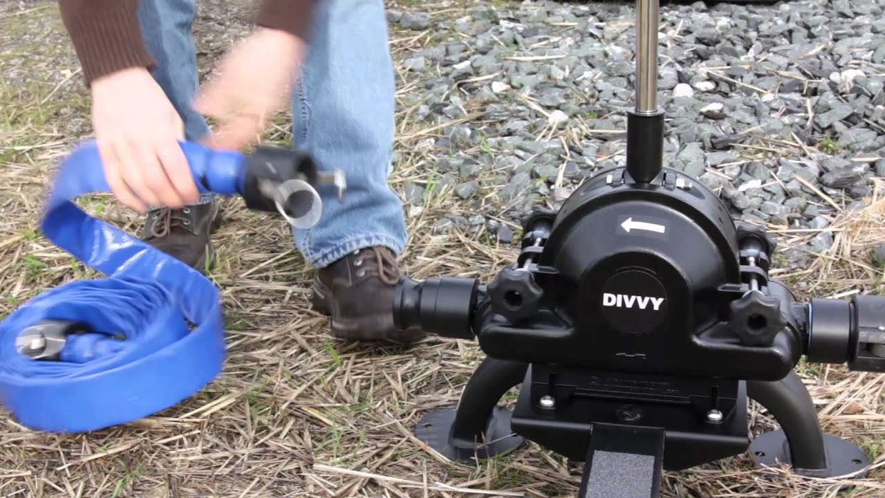 DIVVY™ System Assembly Emergency Water Supply