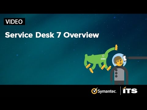 Service Desk 7 Overview With Bob Rabbitt Of Its Partners