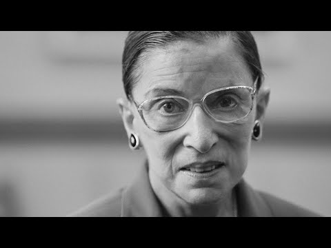 Ruth Bader Ginsburg Dead at 87, From YouTubeVideos