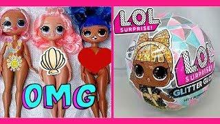 ЛОЛ ОМГ Зимняя Дискотека ? Шале LOL Surprise WINTER DISCO ! OMG LOL Dolls ! Holiday Chalet House