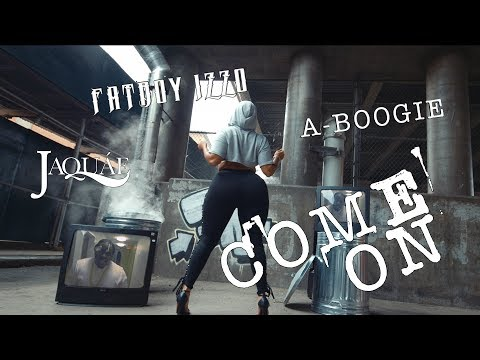 Jaquae x FatBoy Izzo x  A Boogie Wit Da Hoodie