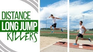 Long Jump Technique | Distance Killers & How To Avoid Them