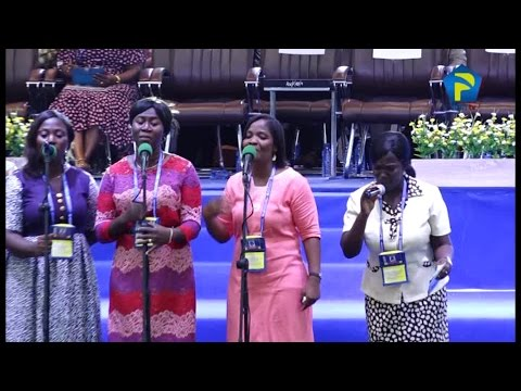 SOME OLD & NEW PENTECOST SONGS Ministration @GMWC17 Opening Day