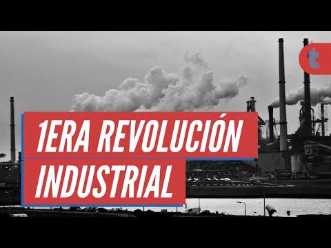 La Revolución Industrial, Causas Y Consecuencias