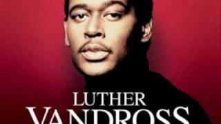 Luther Vandross - Better Love