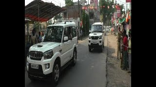 Jai Shree Ram slogan chanted again at Mamata Banerjee's convoy at Kanchrapara
