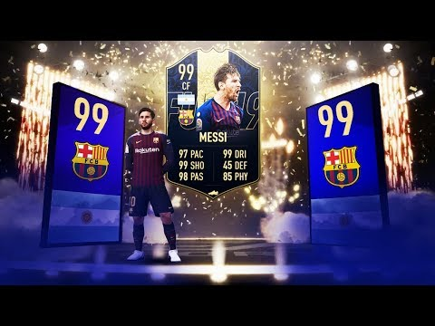 THE BEST TOTY PACK EVER!! 😱👏- LUCKIEST FIFA 19 PACK OPENING REACTIONS COMPILATION #14 thumbnail