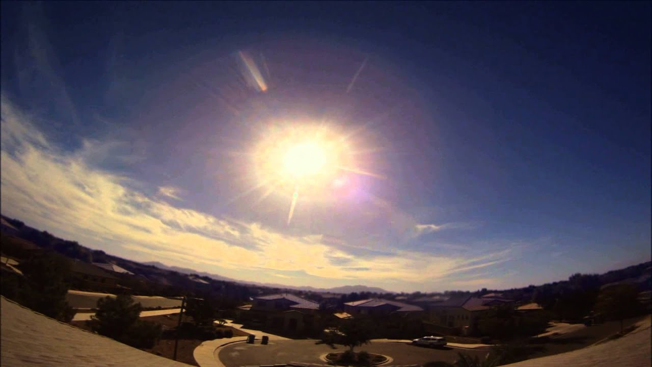 Sunrise to Sunset Time Lapse! [24p] - YouTube | title | weather sunrise and sunset times