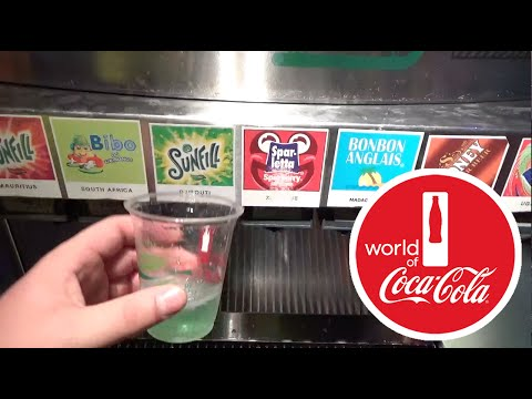 World of Coca-Cola Tour & Review +TASTING ROOM