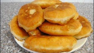 Пирожки на кефире без яиц Пирожки с картошкой