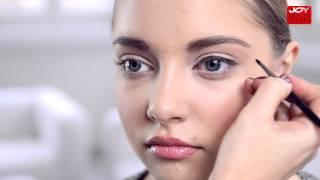 Kočičí linky pomocí gelu a fixu / JOY Beauty Studio Thumbnail