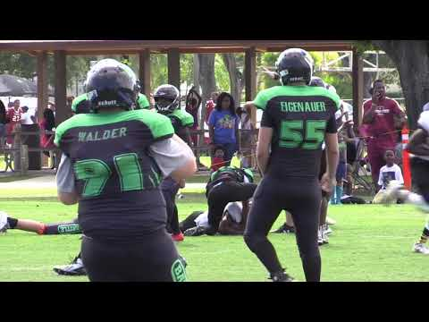 West Boynton High School Prep Predators vs Raiders Sept 15