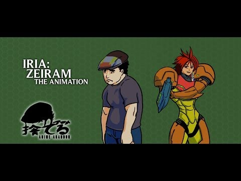 Anime Abandon: Iria