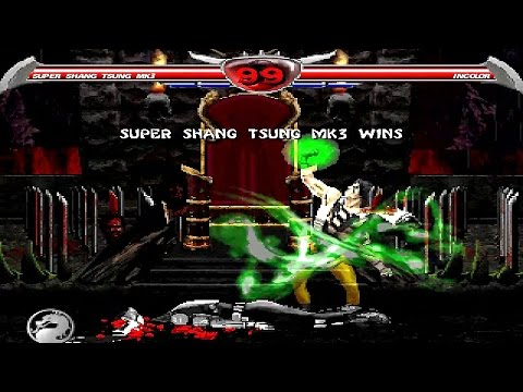 Mortal Kombat Chaotic (old version) - Supreme Demonstration