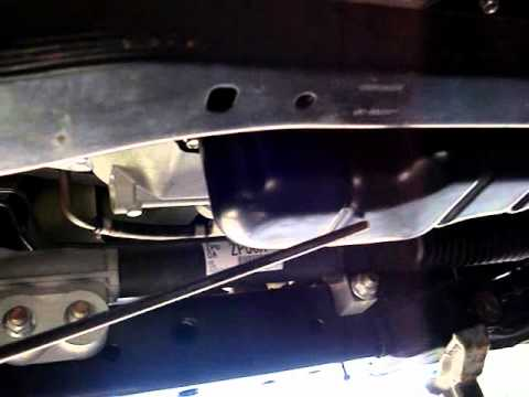 Nissan Frontier Oil Filter Change Horrors 1 Bad Location