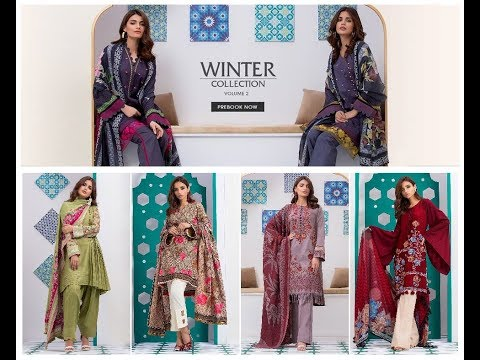 Orient Winter Collection Vol-2 With Price 2018-19=Orient Textile New Unstitched Collection