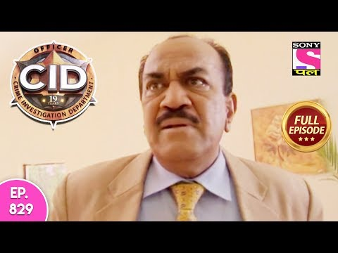 CID - Full Episode 829 - 21st November, 2018