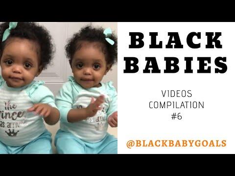 BLACK BABIES Videos Compilation #6 | Black Baby Goals