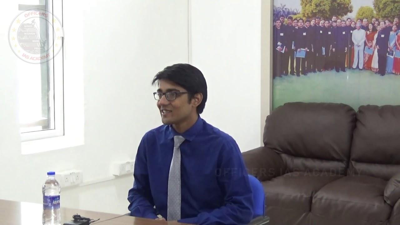 Download Abhishek Kumar Singh   All India Rank 244   UPSC Civil Services Exam 2018   Topper   Officers IAS